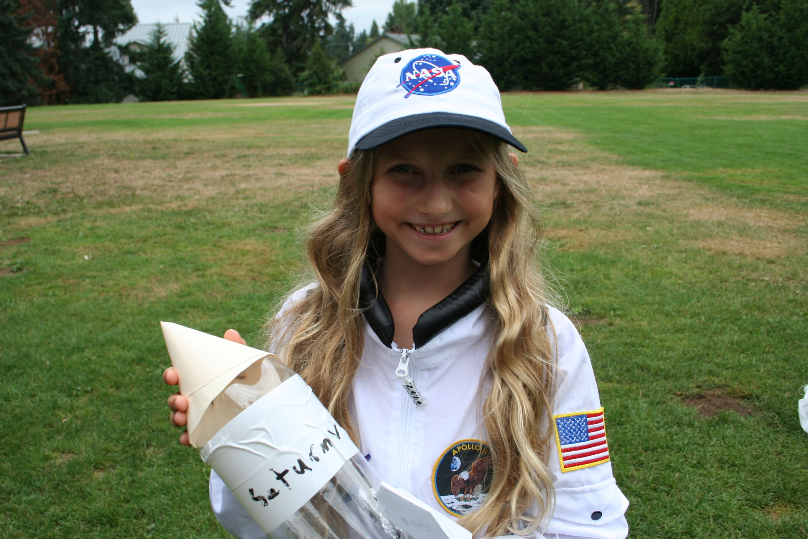 STEM Science Hydro Rocket Camp