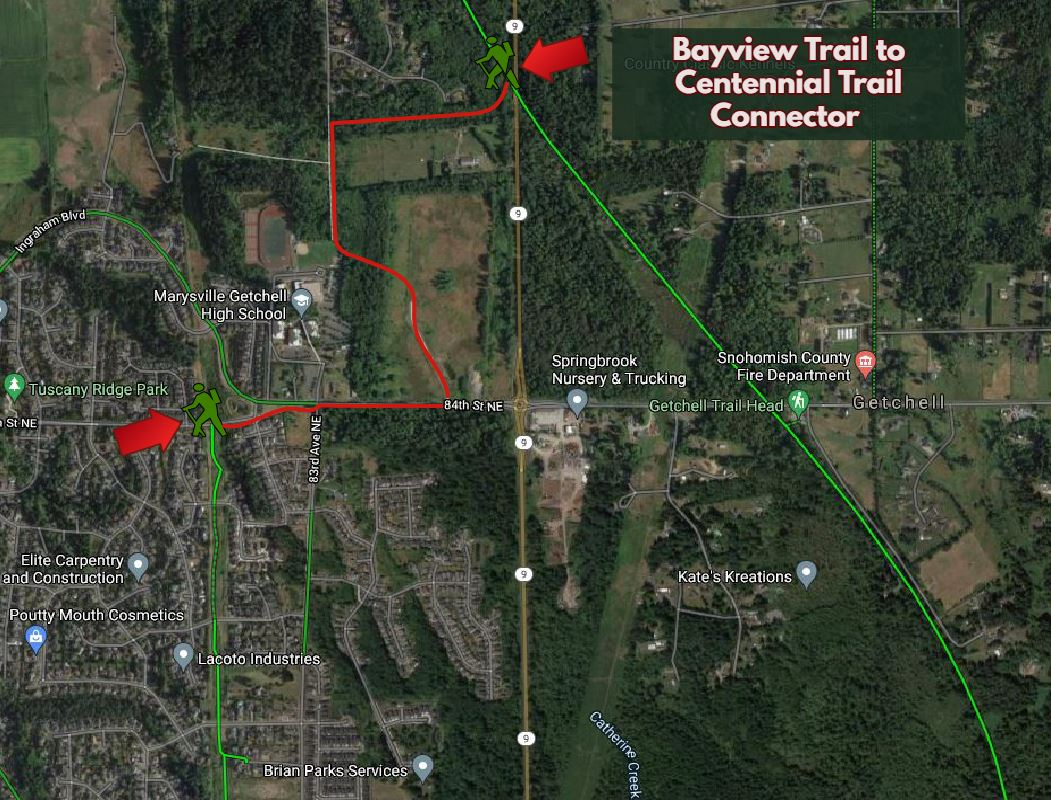 Updated Bayview Map