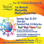 1st annual marysville multicultural fair