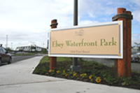 Ebey Waterfront Park