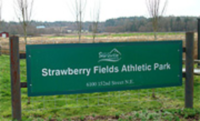 Strawberry Fields Athletic Park