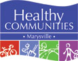 Marysville Healthy Communities Project logo